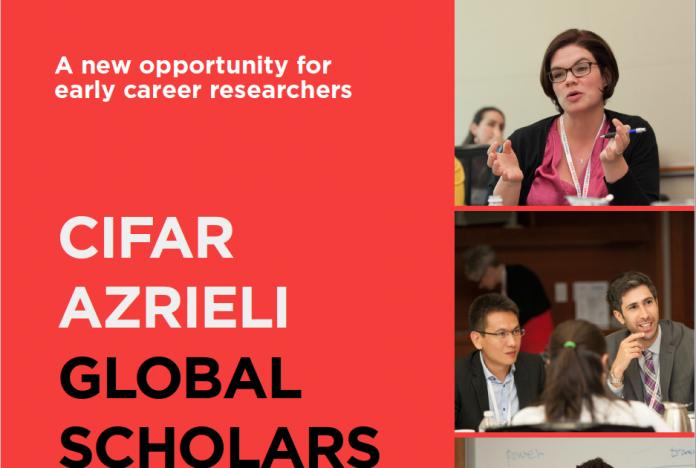 CIFAR Azrieli Global Scholars Program