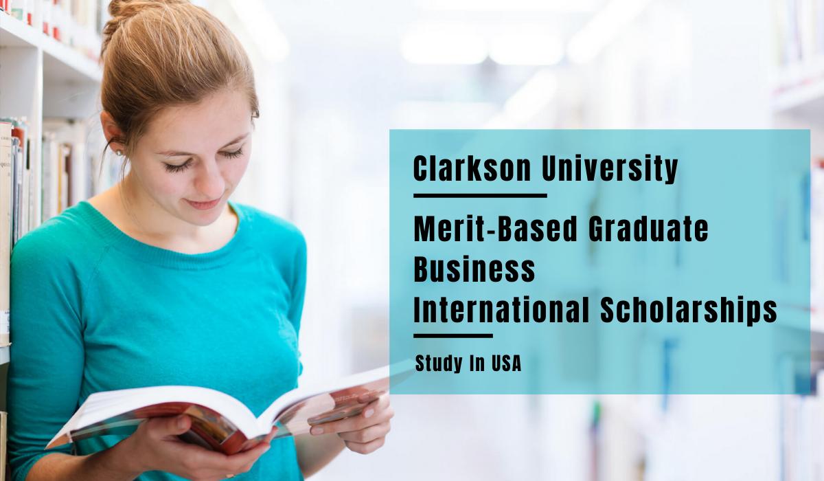 CU Merit-Based Graduate Business awards