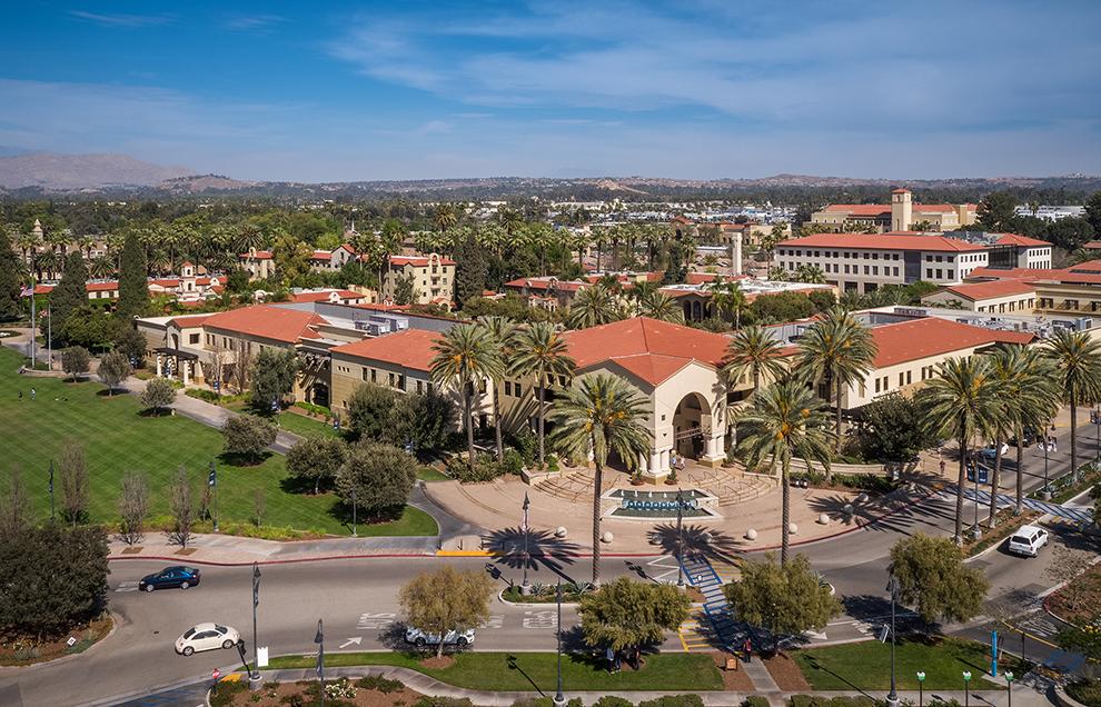 California Baptist University - Ambassador's international awards