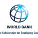 Joint Japan World Bank Graduate